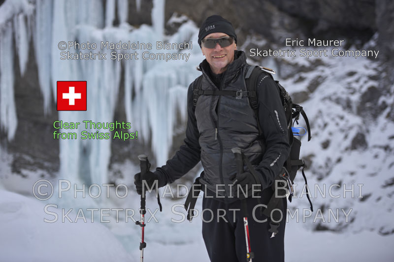 Nov 08 - 2016 - ERIC MAURER - clear thoughts from Swiss Alps!