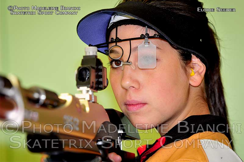 ELODIE SEEWER - sport shooter